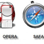 Mobiele Browsers