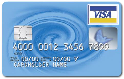 Meest Gebruikte Creditcards