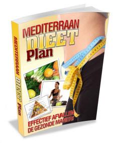 Mediterraan Dieet Plan van Roos van Thijen