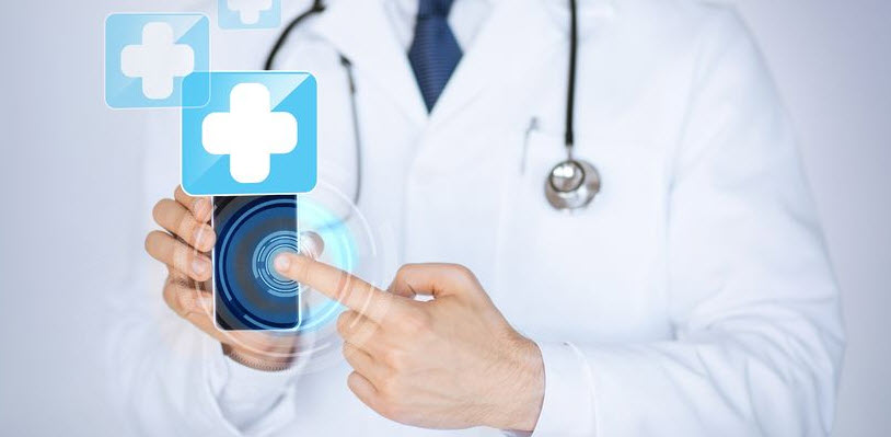 meest gebruikte medische apps