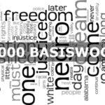 Top 1000 meest gebruikte woorden Nederland (basiswoorden)