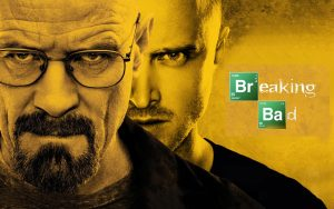 Netflix series Breaking Bad