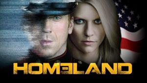 Netflix series Homeland