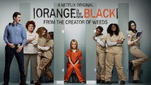 Netflix serie Orange is the new Black