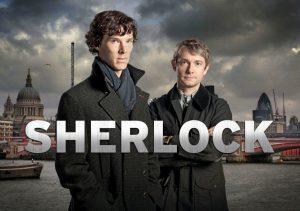 Netflix series Sherlock