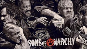 Netflix series Sons of Anarchy