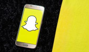 Meest gebruikte Snapchat filter